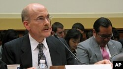 U.S. Deputy Assistant Secretary of State for East Asian and Pacific Affairs James Zumwalt