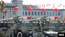 Militer China dilaporkan akan memulai latihan untuk menguji jenis baru pasukan tempur, termasuk satuan-satuan yang menggunakan teknologi digital, bulan depan (Foto: dok).