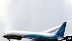 보잉 787 여객기(자료사진)