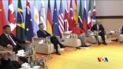 """G20峰會結束 川普和習近平曾會商""""共同對付北韓"""""""