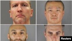 Katër punonjësit e akuzuar të policisë së Minneapolisit