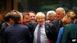 Se espera que el viernes 18 de octubre de 2019, Boris Johnson busque convencer a los legisladores del Parlamento británico sobre su nuevo plan.
