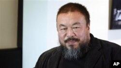 中國知名异議藝術家艾未未(資料圖片)