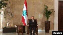 میشل عون رئیس جمهوری جدید لبنان