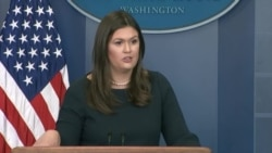 Сандерс: САД не и` објавиле војна на Северна Кореја