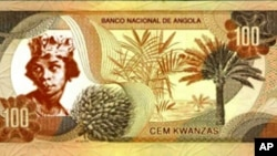 Angolan bill of 100 kwanzas