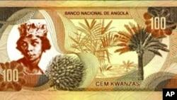 Angolan bill of 100 kwanzas