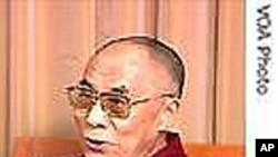 达赖喇嘛参加加拿大和平高峰会