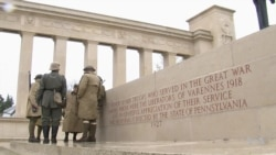 100 Years Since End of WWI, Fears That US Sacrifices in Europe Forgotten