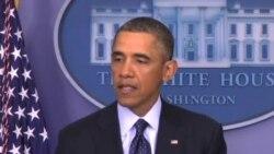 奧巴馬簽署削減850億美元開支計劃行政令