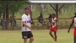 澳式足球提升原住民社区精神