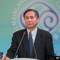 台湾陆委会发言人刘德勋