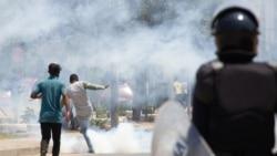 Polícia reprime manifestação em Luanda – 1:51