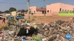 Malanje combate a praga de lixo