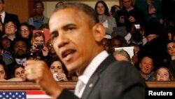 En Afrique du Sud, Barack Obama a évoqué un nouveau projet pour aider à pallier aux pénuries d'électricité du continent