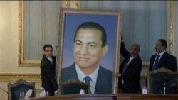 دادگاه مصر تصمیم مسدود شدن اموال مبارک را تایید می کند