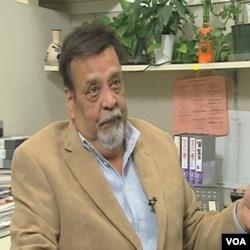 Ravi Khanna, novinar Glasa Amerike