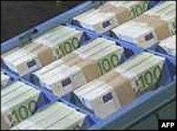Pad vrednosti eura takođe je povećao potražnju za zlatom