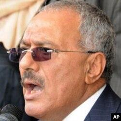 یمن کے صدر علی عبداللہ صالح