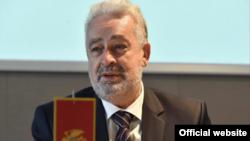 Crnogorski premijer Zdravko Krivokapić (Foto: gov.me, S. Matić)