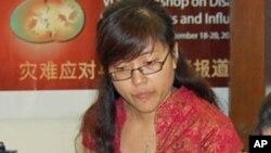 来自北京的李丽