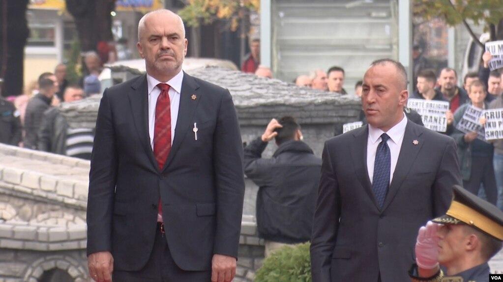Kosovë, reagime pas padisë së kryeministrit Edi Rama ndaj Ramush Haradinajt