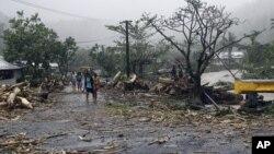 Cikloni godet Samoan