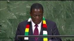 Zimbabwe President Urges UN to Recognize Sovereignty of Palestine, Western Sahara