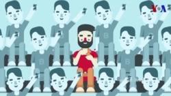 En Silicon Valley envían mensajes sin internet