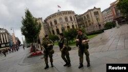노르웨이 의회 건물 (자료사진)
