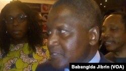Aliko Dangote dan kasuwan Najeriya da ya fi kowa kudi a nahiyar Afirka