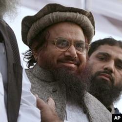 لشکر طیبہ کے بانی رہنما حافظ محمد سعید