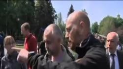 歐安會觀察員在烏克蘭獲釋
