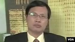 經濟學教授胡星斗(資料圖片)