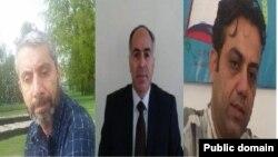 Pîr Rustem, Şahîn Ehmed û Sîhanok Dîbo