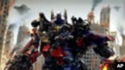 Transformers: Dark of the Moon แปลงเศษเหล็กจากซากหุ่นยนต์เป็นเงิน 97 ล้านดอลล่าร์ครองอันดับหนึ่ง