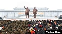 北韓首都平壤(資料圖片)
