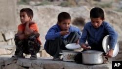 هفت تا ده هزار طفل بی سرپرست در هرات است، مقام ها