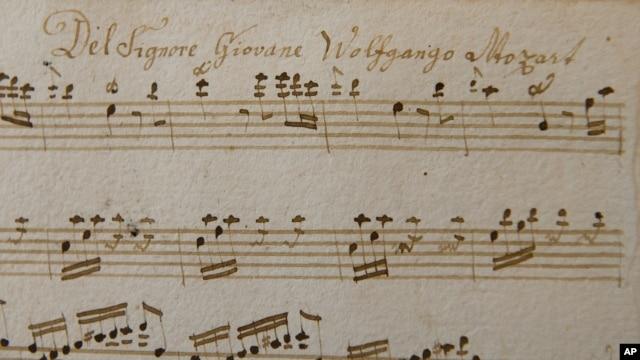 Mozart Austria