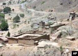 وزیرستان ایجنسی کا ایک دور افتادہ گاؤں