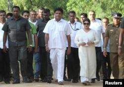 مرکزی وزیر سنجیت پرماداسا نے کئی اہم معاملات کو انتخابی مہم کا حصہ بنایا۔