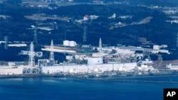 후쿠시마 원자력 발전소 전경