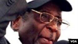 Umnumzana Robert Mugabe owayengumongameli weZimbabwe