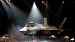 F-35战机(资料照片)