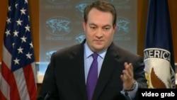 Jurubicara Deplu AS, Patrick Ventrell mengatakan bahwa pemerintah AS sangat prihatin atas kekerasan di Xinjiang, China.