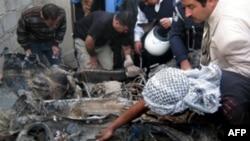 تشدید خشونت و بمب گذاری ها در بغداد