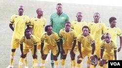 Iqembu lenguqu elimela isizwe ele Zimbabwe Warriors