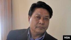 타시 푼트소크 중앙티베트행정부 대변인. (자료사진)
