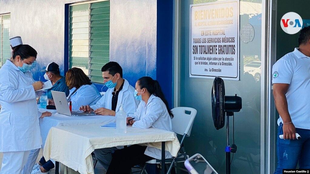 Ortega revela cifra de vacunados contra COVID-19 en Nicaragua