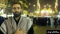 مهدی یزدی، مامور حفاظت سپاه که در مانور فرودگاه مهرآباد کشته شد